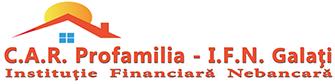 Ajutor social nerambursabil-C.A.R. Profamilia- I.F.N. Galati